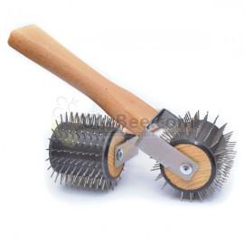 Hedgehog, pusher roller.