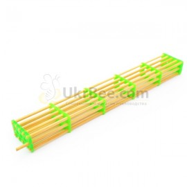 Bamboo cell for 5 compartments