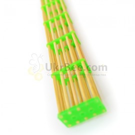 Bamboo cell for 5 compartments,