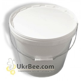 Bucket for honey with iron handles (20 liters), 3