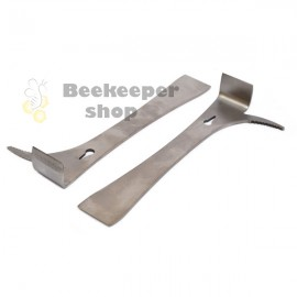 """Chisel of the beekeeper """"Canada-210"""" (stainless steel, 210 mm),"""