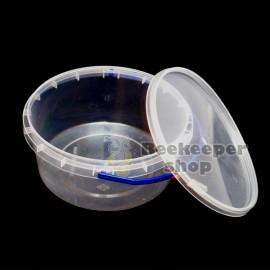 Bucket for honey (0.5 liters),