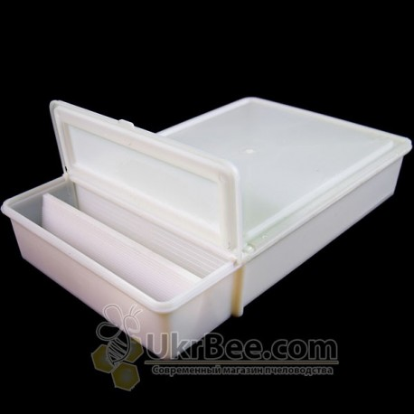The ceiling trough (plastic) 1