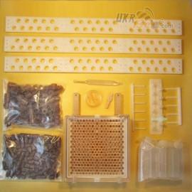 Jenter's honeycomb (Product Set No. 015), drawing