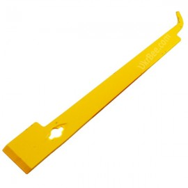 Chisel with pick up for frames, 29cm,
